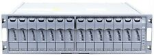 NetApp ds14 mk4 Disk shelf incl. 14x 450 Go 15k x291a Disques + 2x esh4