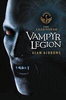 Vampyr legion: Legendeer 2, Alan Gibbons