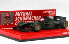MINICHAMPS 510 984300 Ferrari F1 model Test car Fiorano 1998 Schumacher 1:43rd