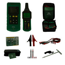 MASTECH MS6818 Underground Cable Line Metal Pipe Locator Detector Tester Tracker