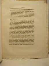 VULPES Benedetto, Descrizione ed uso di un nuovo apparecchio,tabacco