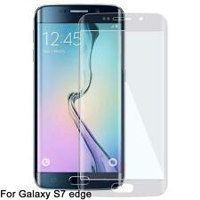 1pc Curved Phone cover Screen Protector For Samsung GALAXY S7 Edge Phone L