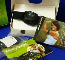 NEW/OPENED BODYBUGG 24hf FITNESS MONITOR PERSONAL CALORIE MANAGEMENT SYSTEM