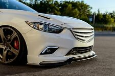 MV-Tuning Front Splitter №2 and Front Fangs Lite Style Mazda 6 / Atenza GJ