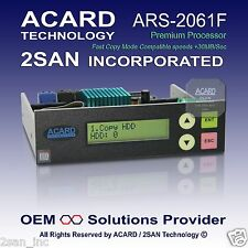 ACARD ARS-2061F 1-to-11 SATA HDD/SSD/DOM Duplicator Controller (30MB/Sec)