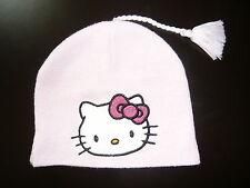 Kleinkindermütze Babymütze Hello Kitty rosa Gr 1-3 Jahre