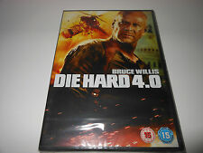 Die Hard 4.0 (DVD, 2007) - New and still in its original shrink wrap