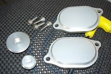 1979-82 Honda XR/XL500 Billet Valve Ajdustment Covers