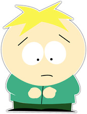 "Butters Stotch South Park Cartoon Car Bumper Window Vinyl Sticker Decal 4""X5"""