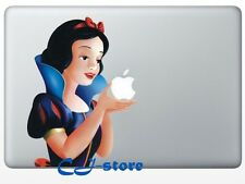 Snow White Macbook Stickers Macbook Air / Pro Decals Skins for Macbook Decal SWL