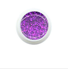 Hot UV Gel Nail Art Powder Glitter Dust Polish Acrylic Tips Decoration DIY MJ45
