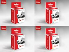 4 x cartouches d'encre pour HP 10/11 Designjet 110plusnr 110plusr 120 120nr 50ps 70