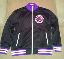 Toronto Raptors Mitchell & Ness Preseason Warm Up Track Jacket XL NWT $150 MSRP!