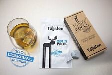 8 glacons - Pierres à whisky Taljsten Whisky On The Rocks