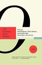The O. Henry Prize Stories 2003 (2003, Paperback)