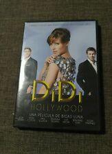 DVD DIDI HOLLYWOOD - BIGAS LUNA - ELSA PATAKY - CASTELLANO - INGLES - 2010 RARE