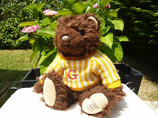 ♣ Peluche Ours Giorgio Beverly Hills 2004