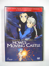 Howl's Moving Castle (DVD, 2006, Canadian Release)