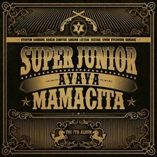 SUPER JUNIOR 7TH ALBUM- MAMACITA [AYAYA]