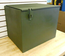 2 MILITARY TOOL BOXES  / STOWAGE BOX, NSN: 2540-01-411-2142 ~NEW~IN~BOX~