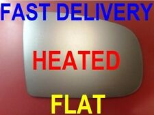 MERCEDES ML W164 2005+ DOOR WING MIRROR GLASS FLAT HEATED RIGHT OR LEFT