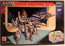 MACROSS : SUPER VALKYRIE VF-1S MODEL KIT - 3 TYPES BY NICHIMO