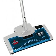 BISSELL Supreme Compact Rechargeable Floor Sweeper Carpet Rugs Hard Floor Clean