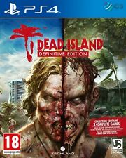 Dead Island Definitive Edition ps4 * NUOVO SIGILLATO PAL *