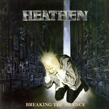 Heathen - Breaking The Silence Cassette Tape - Sealed - NEW COPY