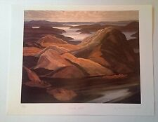 "Group Of Seven LTD Art Print, Grace Lake by FRANKLIN CARMICHAEL (12.25"" X 9.5"")"