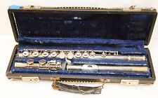 Selmer Bundy Flute and Artley Case