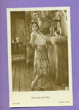 "DOLORES DEL RIO  # 4490/2  EDITION ""ROSS"" VINTAGE  PH. PC. 5188"