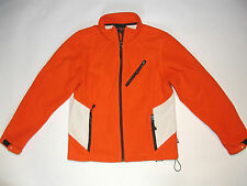 ICEPEAK Softshell- +  Fleecejacke ICE Stopper Kinder Gr. 152 orange WIE NEU