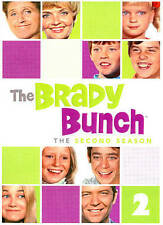 The Brady Bunch - The Complete Second Season (DVD, 2014, 4-Disc Set) NEW !