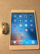 Apple iPad mini 1st Generation 64GB NICE BUNDLE 7.9in Silver.     #M16-1