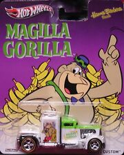 Hot Wheels Pop Culture Hanna Barbera Magilla Gorilla Custom Convoy
