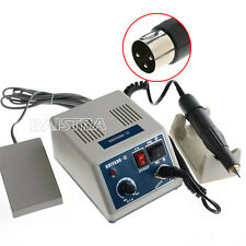 Lab Dental Micro Motor Polisher Jewelry Engraver With Flexible Hand Piece 220V