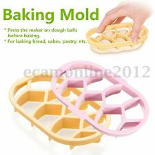DIY Embossing Mold Mould Cake Bread Seal Cutter Roll Maker Kitchen Baking Tool
