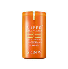 SKIN79 Super Plus Triple Functions Vital ORANGE BB Cream SPF50+/PA+++ Renewal