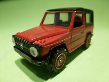 CURSOR 679 MERCEDES BENZ G KLASSE 280GE 300GD RED - GOOD CONDITION