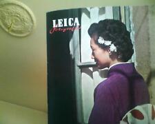Leica- 16 numeros de la revue Leica fotografie- edition française- TBE