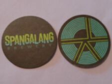 Cool Beer Bar COASTER ~*~ SPANGALANG Brewery ~ Denver, COLORADO ~ Opened in 2015