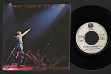 "7"" GRAHAM PARKER & RUMOR HEY LORD DON'T ASK... / WATCH THE MOON... ITALY VERTIGO"