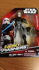 "STAR WARS HERO MASHERS ""THE INQUISITOR"" NEW IN PACKAGE SEE PHOTOS READ DES"