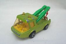 Vintage Matchbox Superfast No 74 Toe Joe Tow Truck - Made In England By Lesney