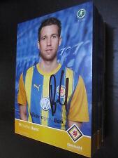 31795 Steffen Bohl Eintracht Braunschweig original signierte Autogrammkarte