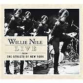 Willie Nile : Live from the Street CD (2008)
