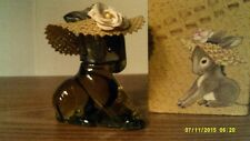 Vtg 1978 Avon Little Burro Sweet Honesty Cologne Decanter-New In Box-Free Ship