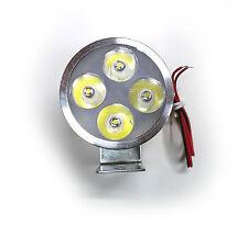XTREME-in 4 LED Fog Light / Day Time Running Light For All Bikes & Cars(12V DC)