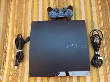 Sony PS3 Slim 3.55 online ready with mod menus and extras 120gb